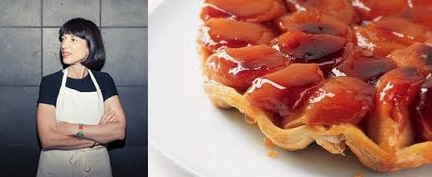 Joanne Yolles and I Get to the Core of the Matter and Bake the Ultimate Tarte Tatin