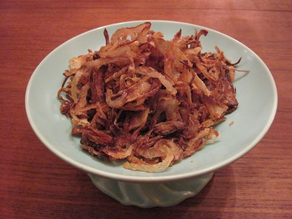 Ottolenghi's Fabulous Fried Onions