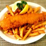 I Net the News on Fish and Chips from Humble to Haute, from London To Toronto