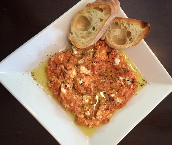 Cookin' in my Kitchen: Helen's Greek Egg Dish Strapatsada