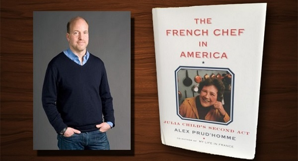 Alex Prud'homme on Great-Aunt Julia Child's Rise to Stardom