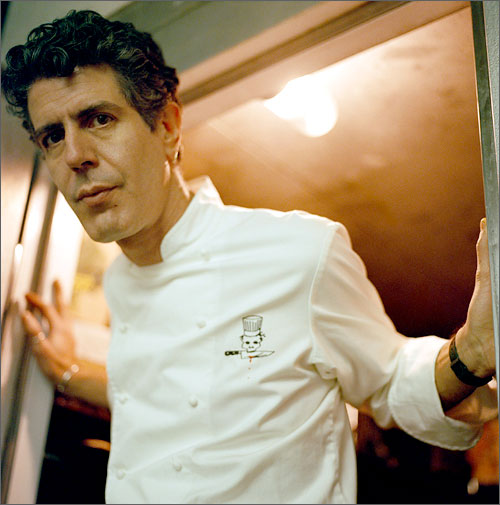 I Discovered the Brilliant Anthony Bourdain 17 years ago