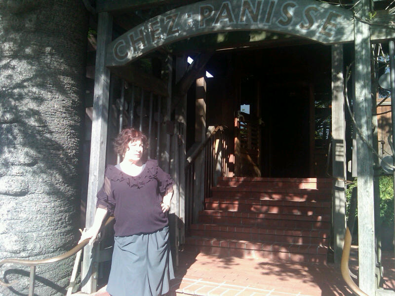 Pilgrimage to Food Mecca Chez Panisse Disappoints