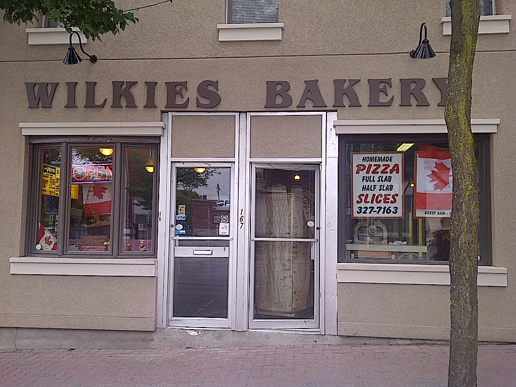 Delectable Butter Tarts from Wilkie's in Cottage Country
