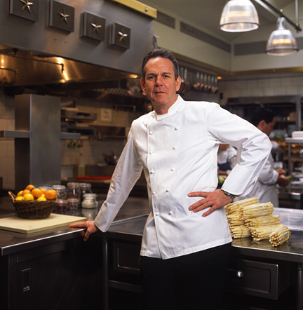 Thomas Keller's Sage Advice to Budding Chefs: Patience, Persistence, Practice