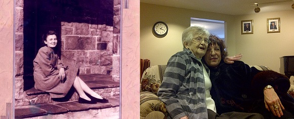 Nanny and Child Reunion: My Dear Evelyn and I Find Each Other After 50 Years