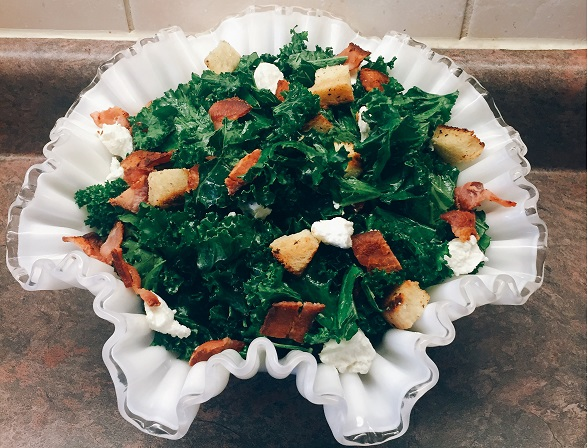 Redemption, Recovery and Kale Caesar Salad Are on Celebrity Chef Jonathan Gushue's Menu