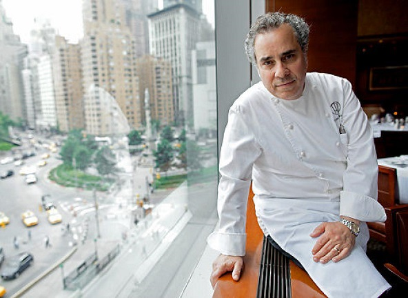 Chef Survived 9/11 by Chance