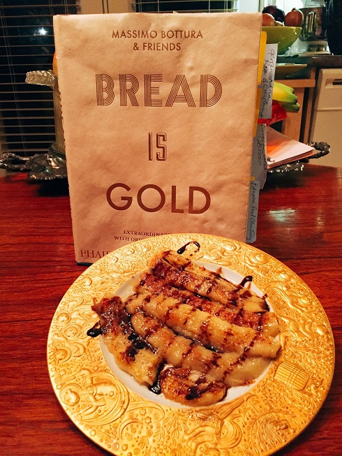 Massimo Bottura & Friends - Bread is Gold cookbook
