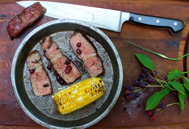 Cookbook Author Rob Firing is Leading a Steak Revolution